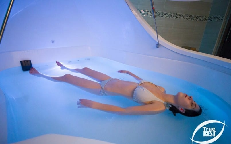 float spa therapy