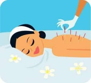 Treats of Floating & Acupuncture