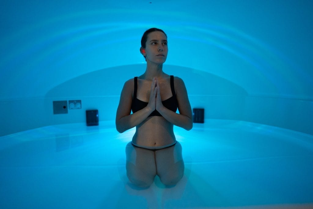 True REST Float Spa Meditate