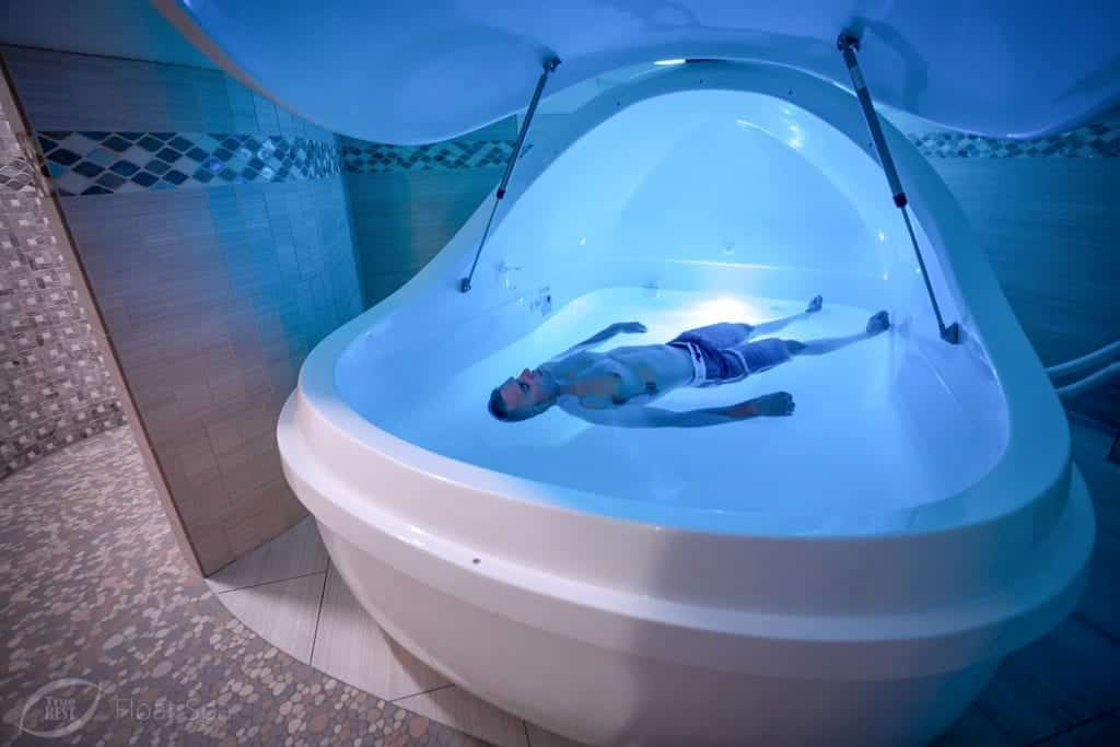 floating sensory deprivation